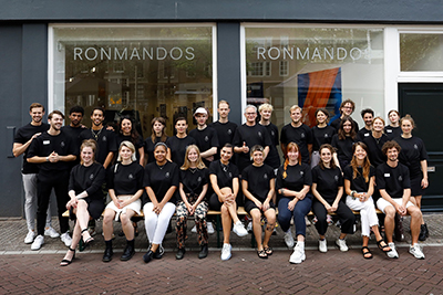 Ron Mandos gallery The Best of Graduates 2019